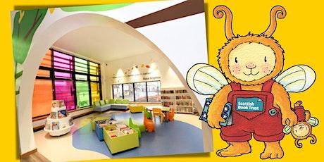 Bookbug at Denny Library tickets