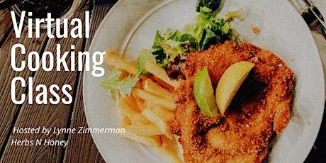 Online Cooking Class tickets