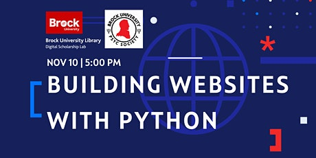 Python for Psychology part 3: Building websites with Python tickets