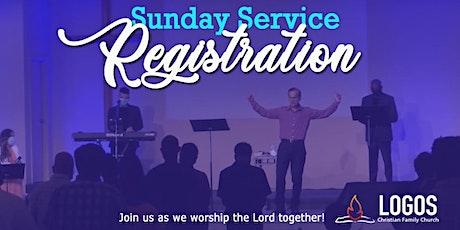 Logos Church - October 31st  Service 10am tickets