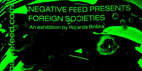 Foreign Societies Opening Exhibition tickets