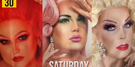Halloween Saturday - Yaya Torres, Ikaro Kadoshi & Ruby Foxglove -11:30pm tickets