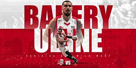Bakery Basket Piacenza vs APU Udine biglietti