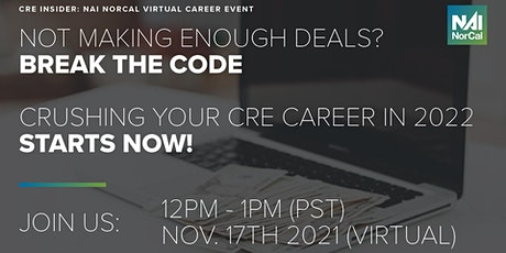 Bay Area Commercial Real Estate Career Event | NAI NorCal tickets