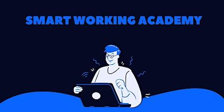 Impara a lavorare da casa con lo smart working biglietti