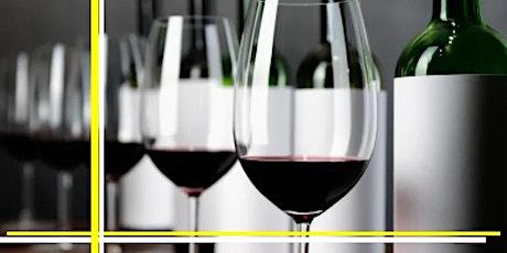 Copia de Degustación de vinos a Ciegas entradas