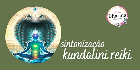 Sintonização Kundalini Reiki Nível I bilhetes