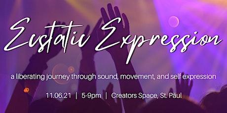 Ecstatic Expression: Ecstatic Dance & Sound Bath tickets