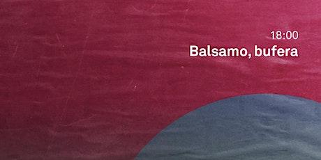 Balsamo, bufera biglietti