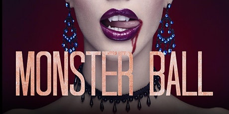 OCT 30TH HALLOWEEN  PARTY MONSTER BALL | Ravel Hotel Saturday New York tickets