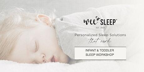 Baby & Toddler Sleep Workshop tickets
