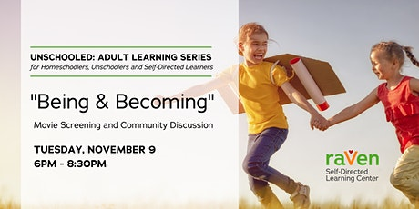 Movie Screening: Being and Becoming tickets