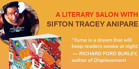ADBCC - Literary Salon with Author Sifton Tracey Anipare tickets