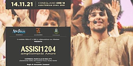 ASSISI 1204 semplicemente Amore biglietti