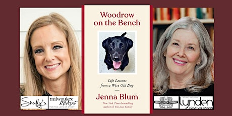 Jenna Blum, author of Woodrow on the Bench - A Milwaukee Reads event tickets