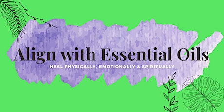 Heal with Essential Oils tickets