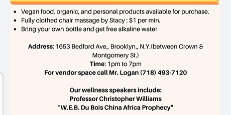 New York Kosmon Tempe presents a Health and wellness seminar tickets