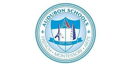 Audubon Schools - Open House November 8th Session 2 tickets