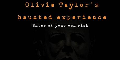 Olivia Taylor Haunted Experience tickets
