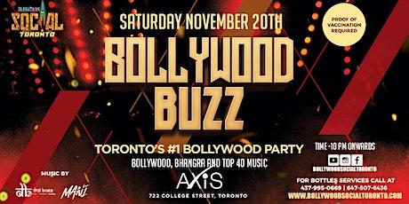 Bollywood Buzz - Toronto's #1 Bollywood Party tickets