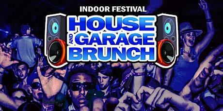 House and Garage Brunch Indoor Winter Festival tickets