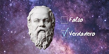 """Día Mundial de la Filosofía: """"Sócrates y la verdad interior"""". entradas"""