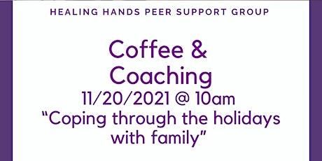 Coaching & Coffee tickets