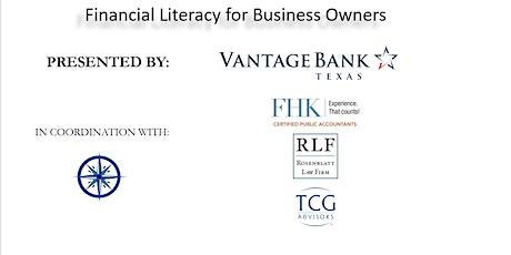 Webinar: Advanced Business Banking tickets