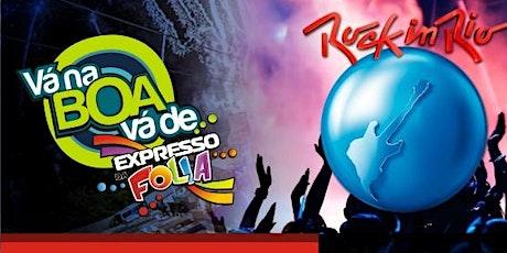 ONIBUS OFICIAL OPEN BAR - ROCK In RIO 2022 tickets