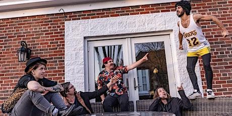 Chestnut Grove at Waterhole Music Lounge tickets