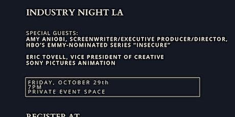 Industry Night LA 3: Entertainment Industry Night tickets