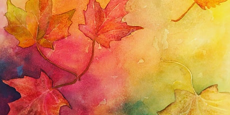 The Magic of Watercolour - Beginner's Workshop tickets