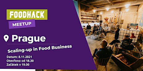 Scaling-up in Food Business tickets