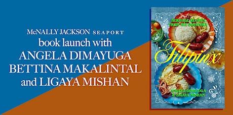Book Launch: Filipinx by Angela Dimayuga and Ligaya Mishan tickets