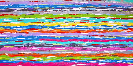 Colour Threading Painting Workshop tickets