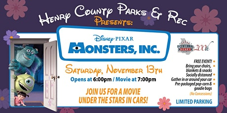 Movie Night in the Park tickets