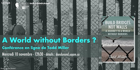 A World without Borders ? tickets