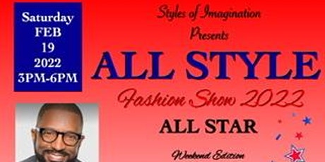 All Style Fashion Show 2022 tickets