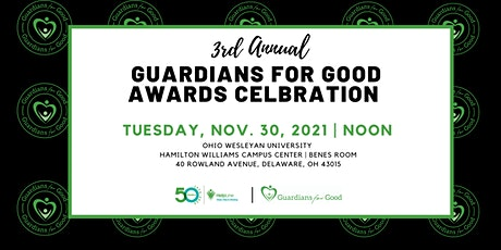3rd Annual Guardians for Good Awards Celebration tickets