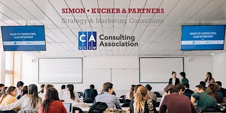 Consulting + Simon-Kucher & Partners entradas