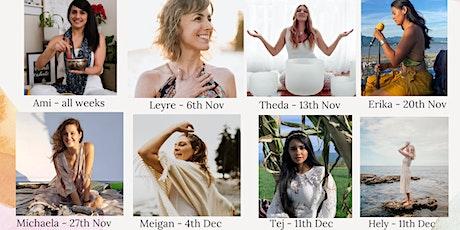 Meet your Spiritual Sangha - Connection through Community healing tickets