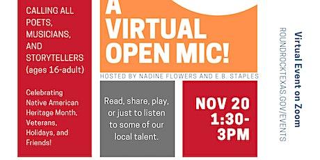 Poetry In Motion in November! biglietti