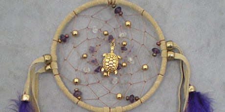 Native American Dream Catchers with Rose Red Elk tickets