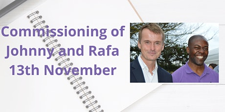 Commissioning Service of Jonathan Holland and Rafa Escossia tickets