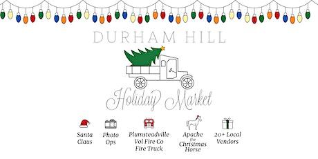 Holiday Market at Durham Hill Farm tickets
