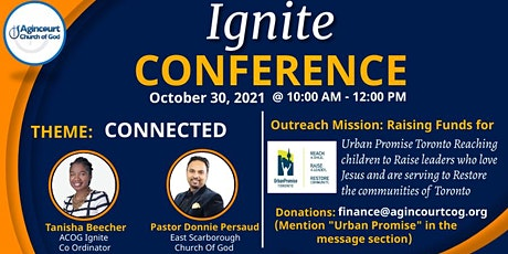 Ignite Conference- Connected tickets