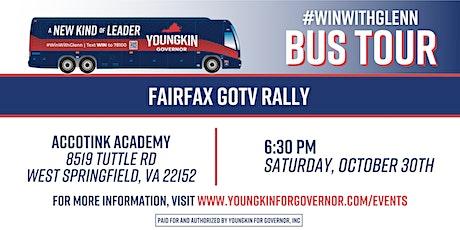 Fairfax GOTV Rally tickets