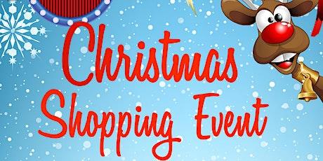 Christmas Shopping SALE! NOV 27th tickets