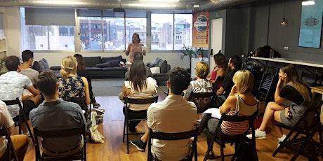 IN PERSON BCN Toastmasters - Public Speaking / hablar en publico  28/10 entradas