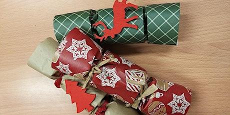 Christmas Cracker-making Workshop tickets